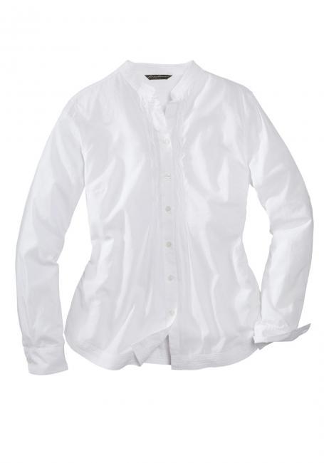 Bluse mit aufwendigen Details