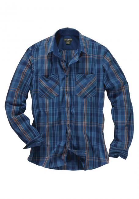 Hemd mit Used-Look