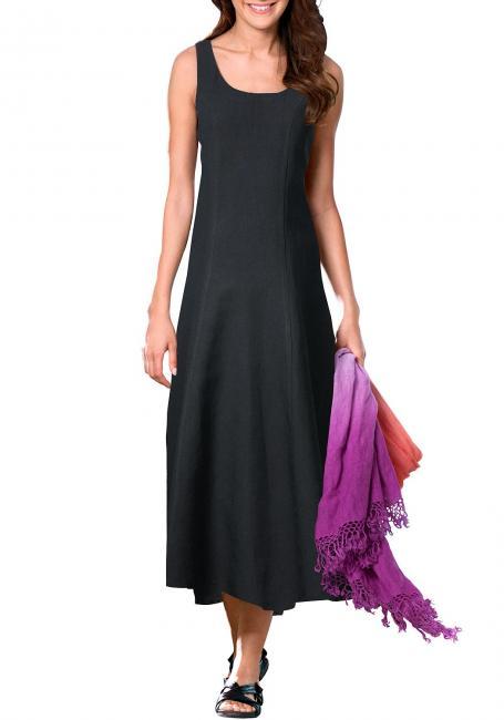 Kleid mit Wiener Nähten