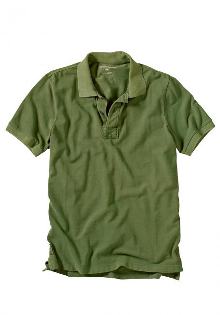 Pigment-Piqué-Poloshirt