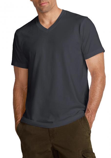 Legend Wash T-Shirt - Kurzarm mit V-Ausschnitt