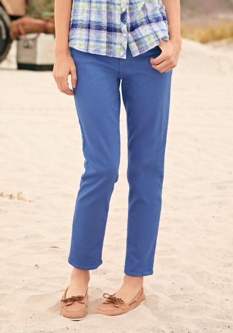 Slim Leg Colored Jeans Sale Angebote Ortrand