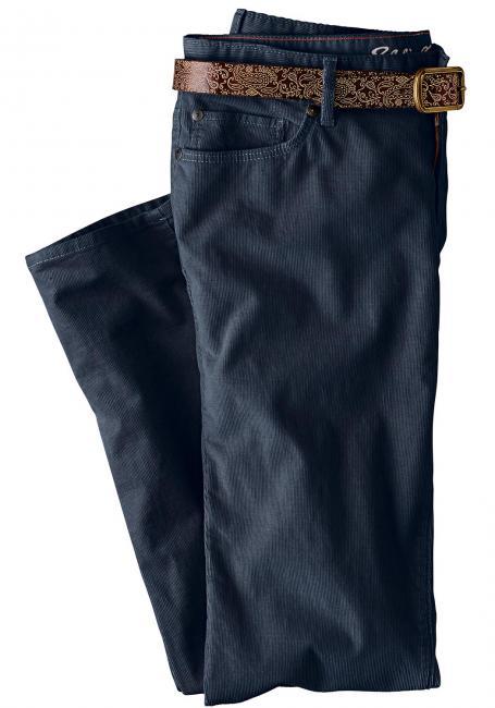 Slim Leg Cordhose