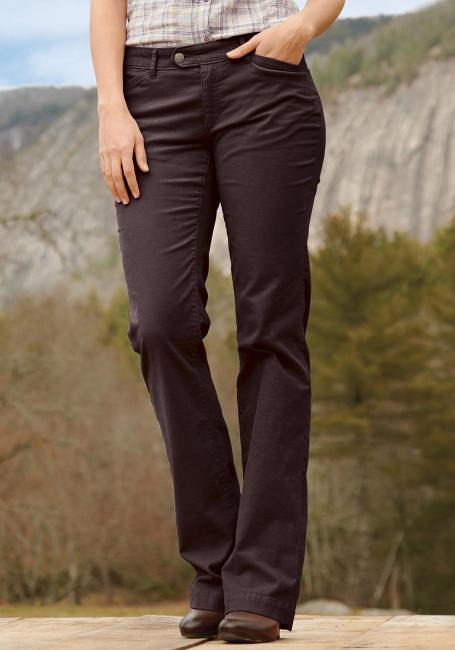 Trouser Leg Cordhose