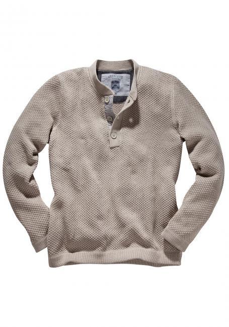 Henley Pullover