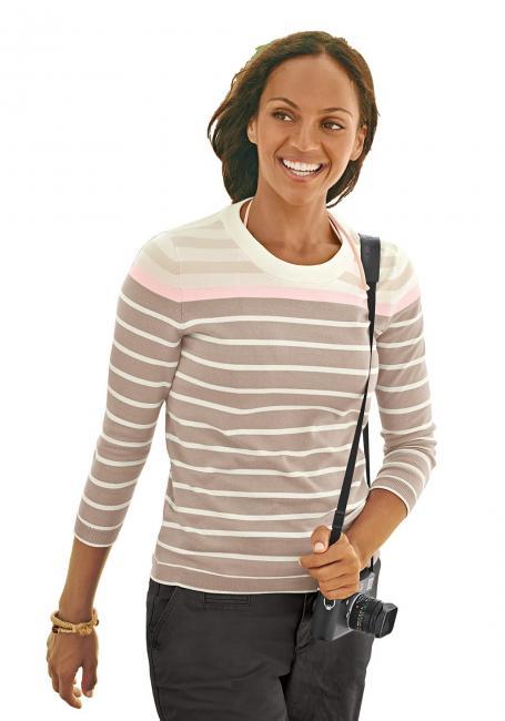 Pullover mehrfarbig