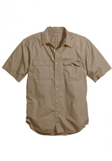 Ripstop Kurzarmhemd