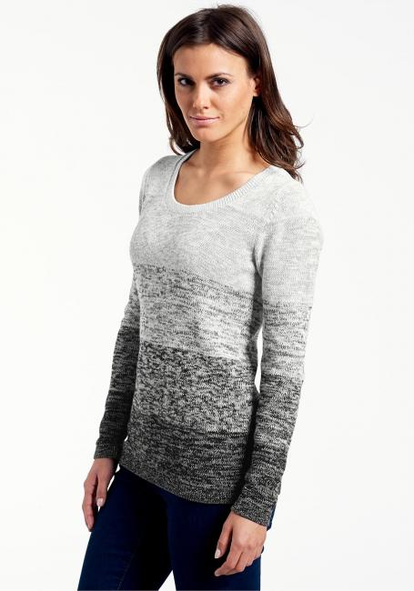 Pullover mit Colorblock
