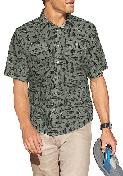 Hemd bedruckt
