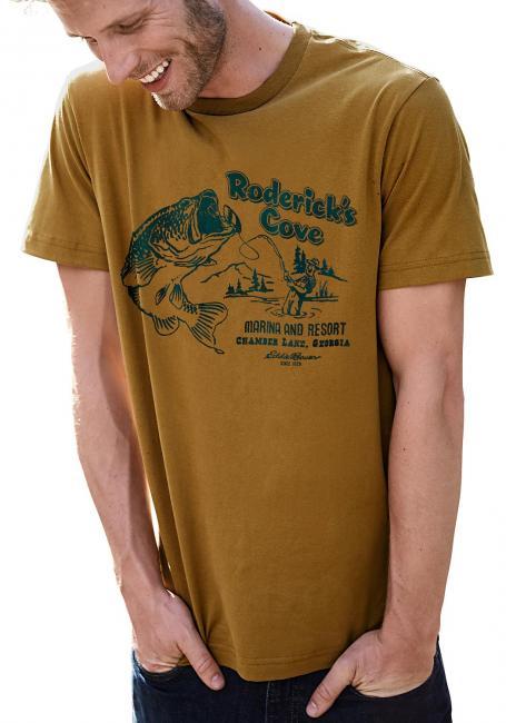 T-Shirt Roderick's Cove