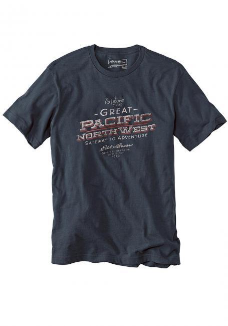 T-Shirt mit Motivdruck