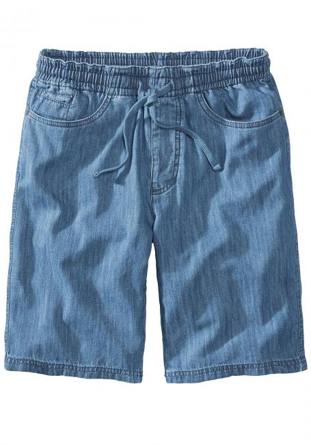 Sommer-Denim-Shorts
