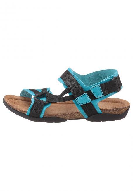 Fettleder-Trekking-Sandale