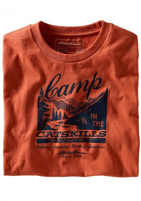 T-Shirt Camp Catskills
