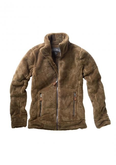 Teddy Fleecejacke