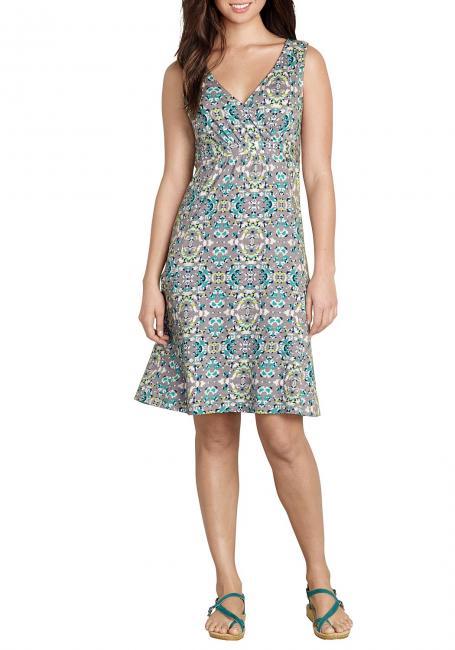 Kleid mit Empirenaht