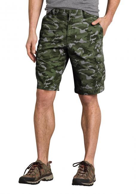 Shorts gemustert