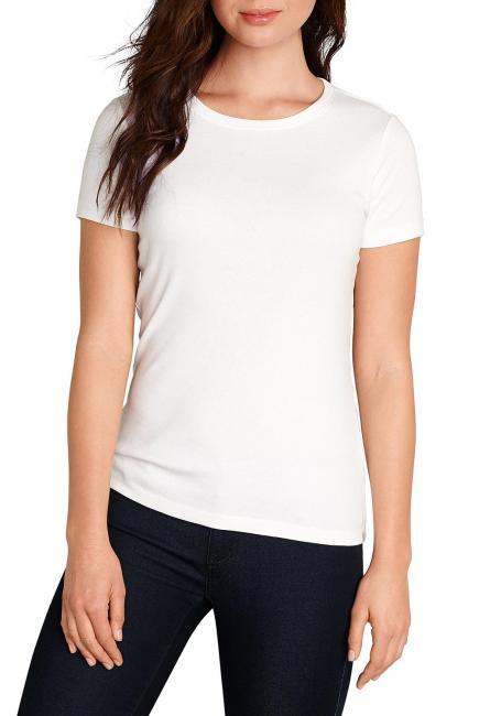 Favorite Shirt - Kurzarm mit Rundhalsauschnitt - Uni
