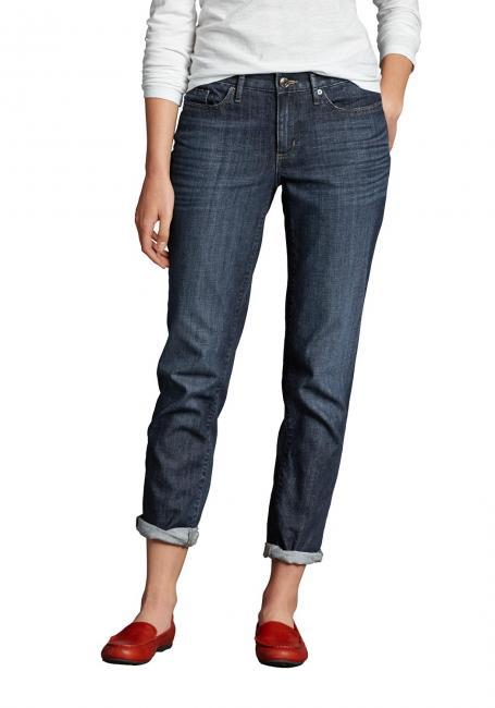 Boyfriend-Jeans - Slim