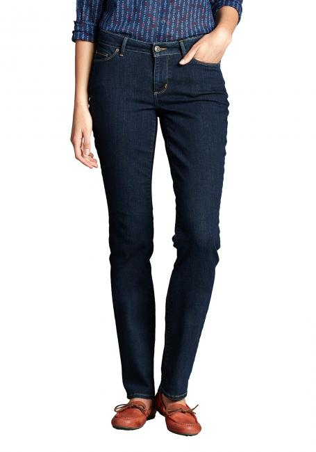 Stayshape Straight Leg Jeans-Curvy