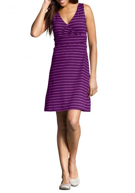 Travex® Kleid mit V-Ausschnitt