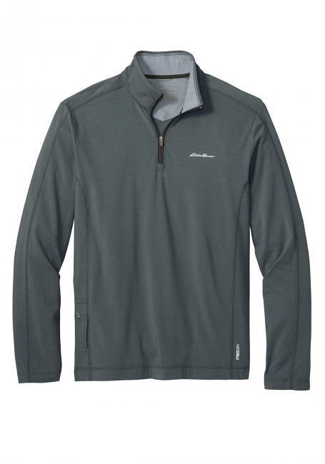 Lookout Shirt mit 1/4-Reissverschluss