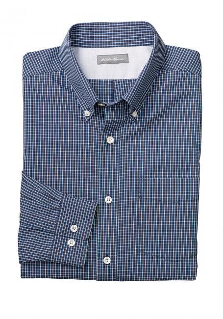 Oxfordhemd knitterarm