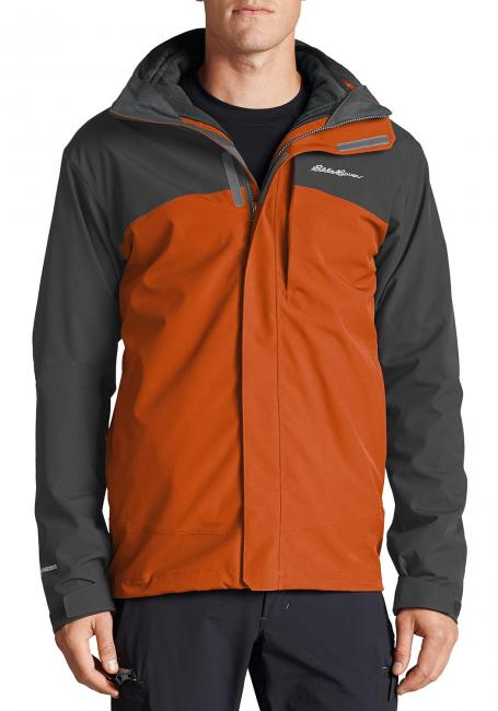 All-Mountain 2-in-1-Jacke