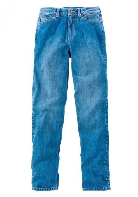 V-Leg Jeans