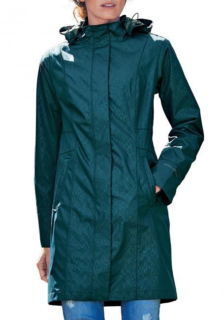 Wetterfester Trenchcoat