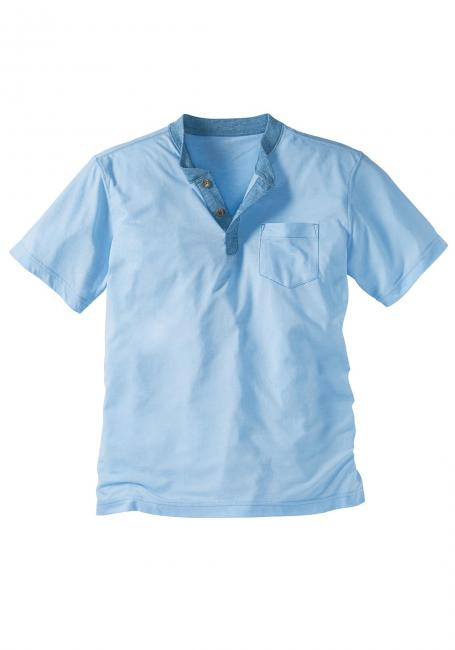 Henley-Shirt