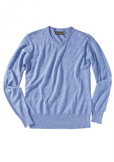 Pullover mit gemusterte Softstrick
