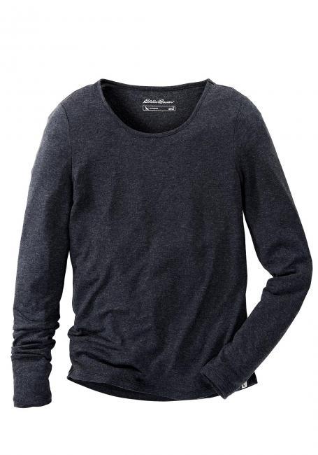 Langarmshirt mit Wolle
