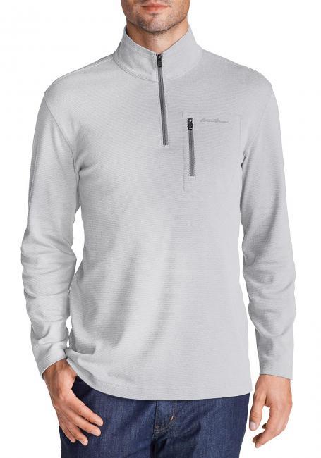 Leichtes Sweatshirt mit Reißverschluss