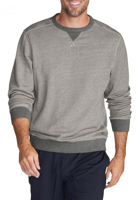 Sweatshirt aus French Terry-Baumwolle