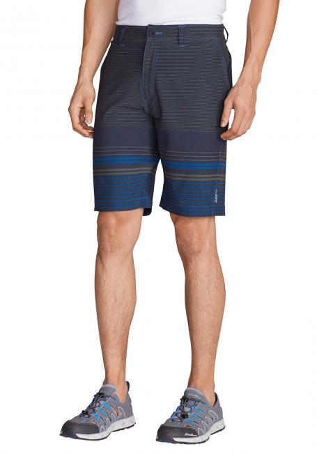 Chino-Shorts bedruckt