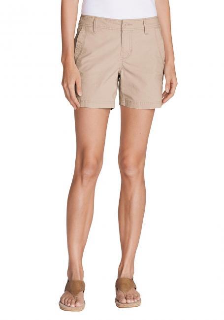 Ripstop Shorts bestickt