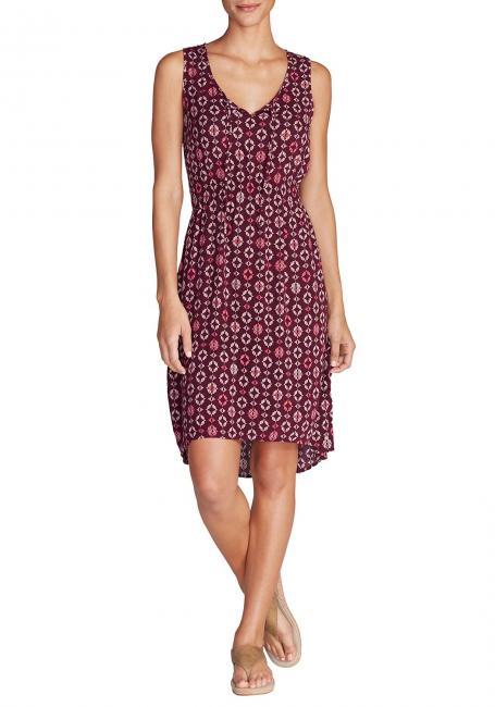 Kleid bedruckt