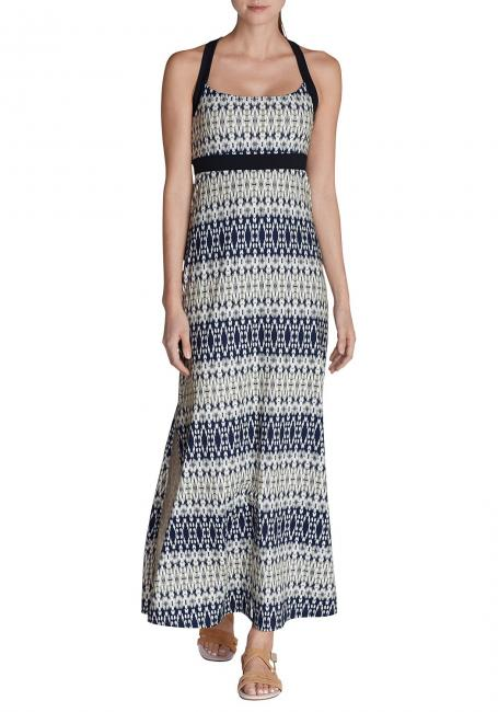 Maxi-Kleid bedruckt
