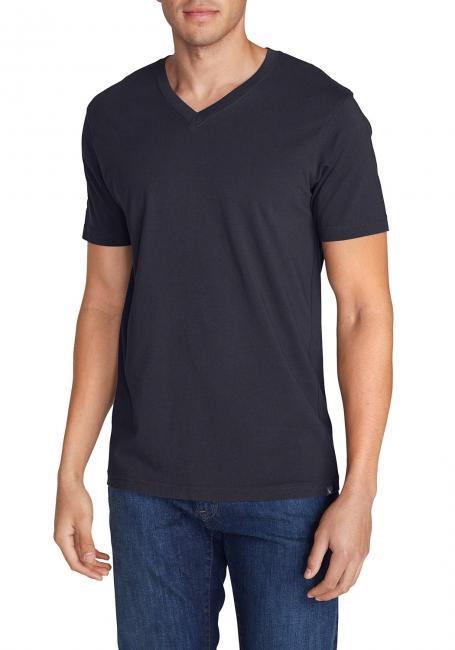 Legend Wash Shirt - Kurzarm mit V-Ausschnitt - Classic Fit