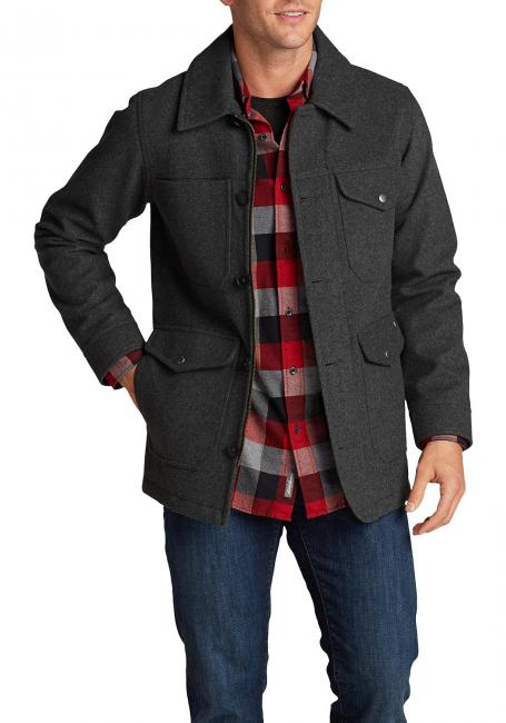Bulman Creek Forester Jacke