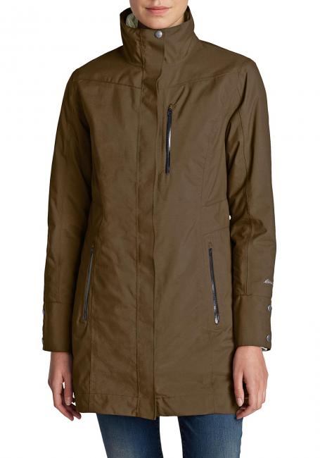Eastside 3-in-1 Trenchcoat