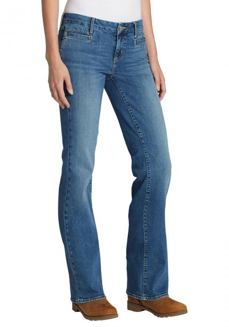 Eylsian Flare Jeans - Slightly Curvy