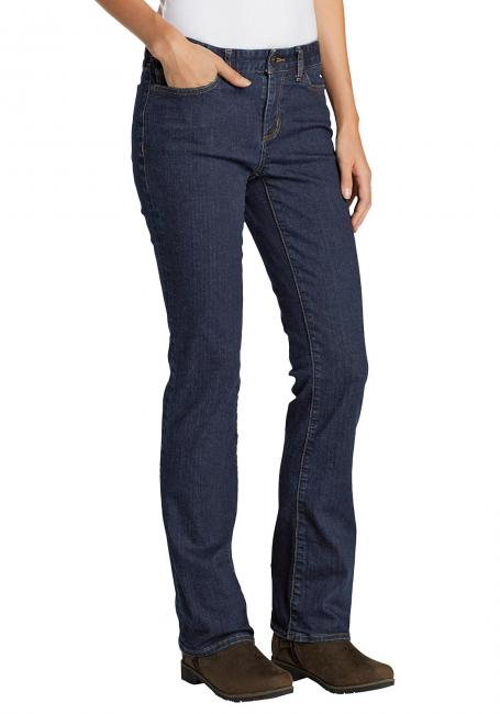 Bootcut Jeans - Sightly Curvy Fit
