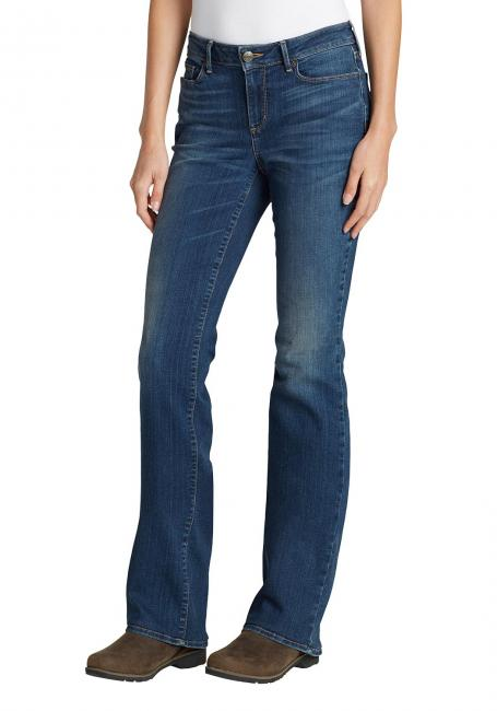 Bootcut Jeans - Slightly Curvy