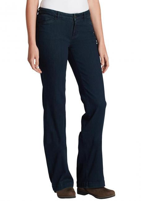 Elysian Trouser-Leg Jeans