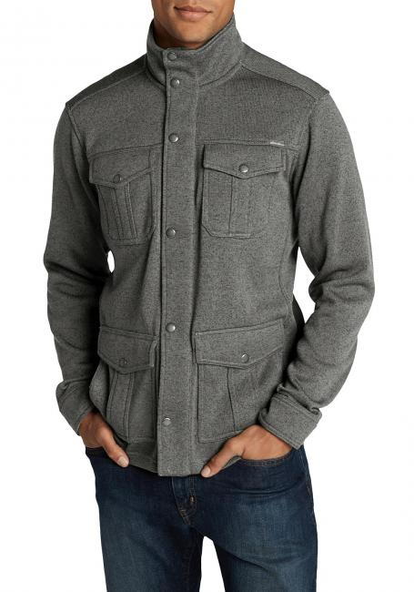 Radiator 4-Pocket Fleecejacke