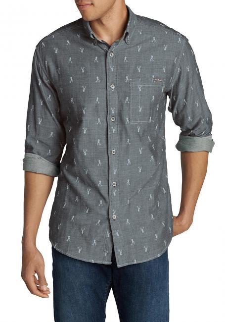 Doppellagiges Hemd