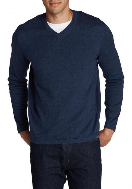 Talus Pullover mit V-Ausschnitt
