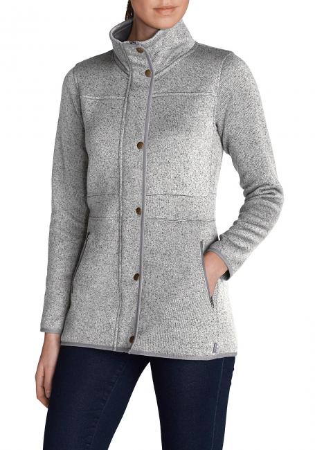 Radiator Strickfleece Field Jacke